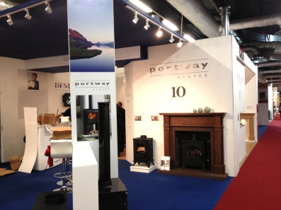 Portway exhibition stand system