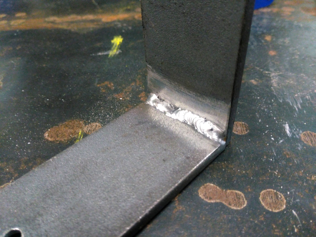 TIG Welding Inside Corners