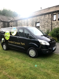 Heathfield Caravan Transit Custom vehicle Graphics (3)