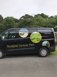 Heathfield Caravan Transit Custom vehicle Graphics (6)