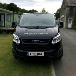 Heathfield Caravan Transit Custom vehicle Graphics (8)